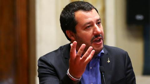 Italy's Salvini to  consider Five Star Movement offer to rule together