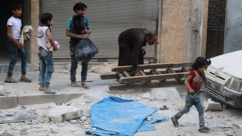Clashes resume after Aleppo ceasefire expires