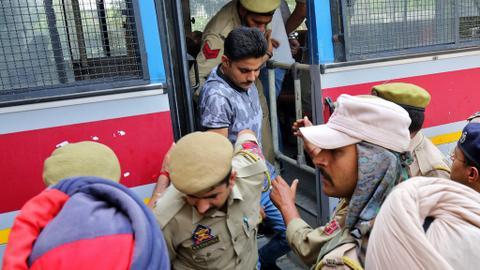 Kashmir rape case trial starts