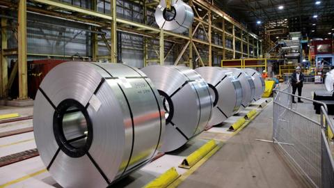 US imposes steel, aluminum tariffs on EU, Canada, Mexico