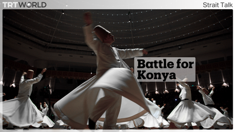 The battle for Konya