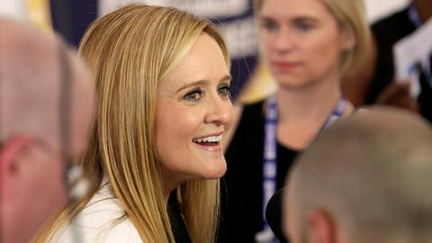 Trump calls for comedian Samantha Bee's firing after crude Ivanka slur