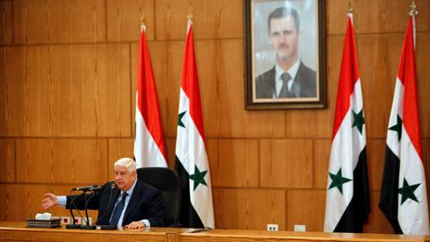 Syrian regime seeks to recapture southwest
