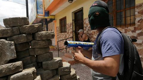 New Nicaragua violence kills six including US citizen