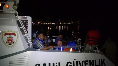 Nine migrants, mainly children, drown off Turkish coast