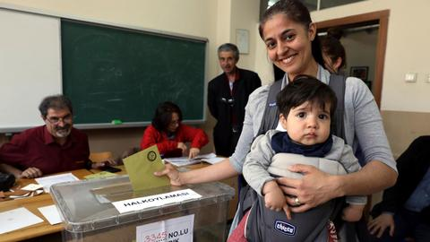 Turkish elections to be held under state of emergency