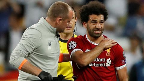 Injured Salah unsurprisingly put in Egypt's World Cup squad
