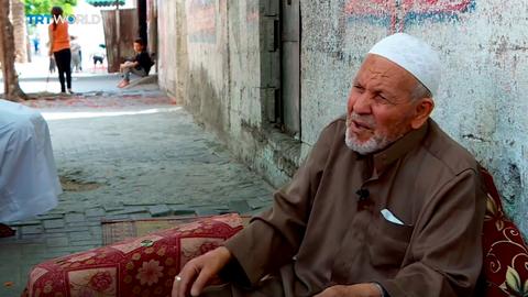 Palestinian refugees remember 'Naksa' day