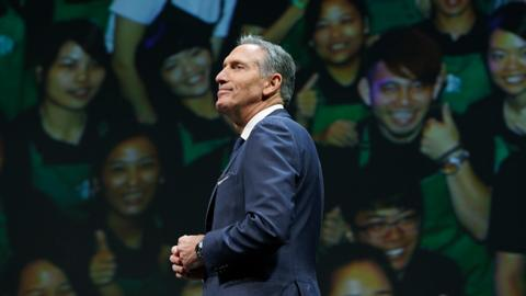 Iconic Starbucks chief Schultz retiring