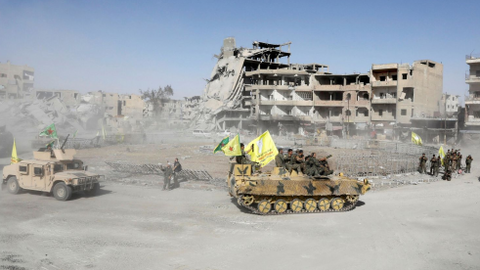 US-led 'war of annihilation' ruined Raqqa, devastated civilians – Amnesty