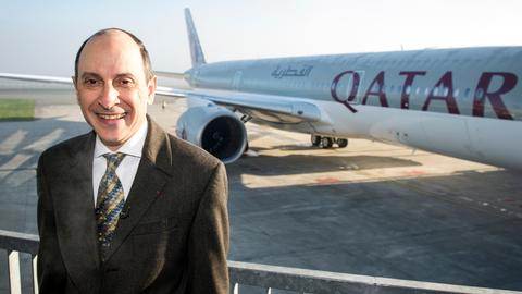 Qatar Airways boss walks back comment that women aren't fit to run airlines