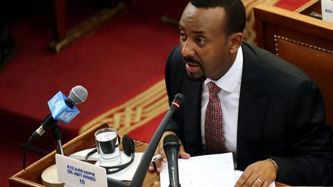 Ethiopia accepts peace deal with longtime rival Eritrea