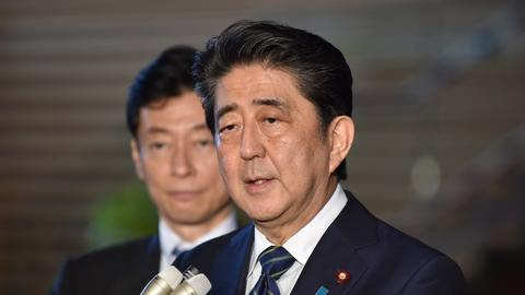 Japan PM seeks Trump's assurances over North Korea in latest two-way chat