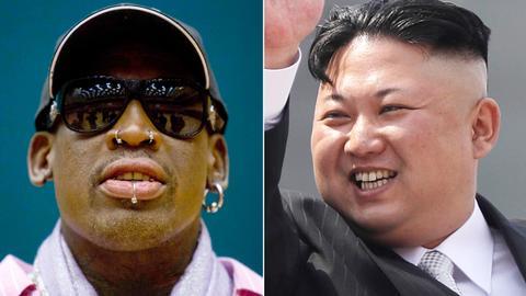 Ex-NBA star Dennis Rodman will be in Singapore for Trump-Kim summit