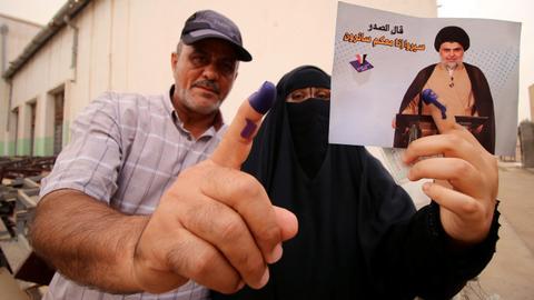 Iraq's parliament orders vote recount