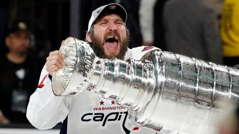 Washington Capitals down Golden Knights to win maiden Stanley Cup
