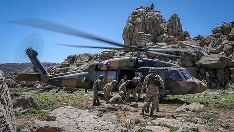 Turkey to launch offensive against PKK in Iraq