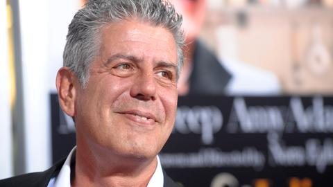 US celebrity chef Anthony Bourdain dead of suicide at 61— CNN