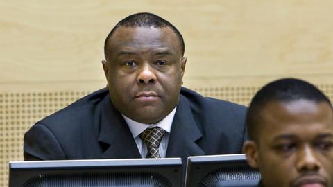 ICC to deliver appeals ruling in former Congo VP conviction