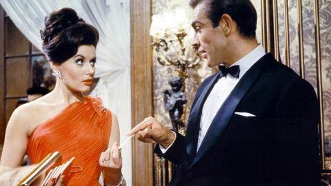 First Bond girl Eunice Gayson dies aged 90