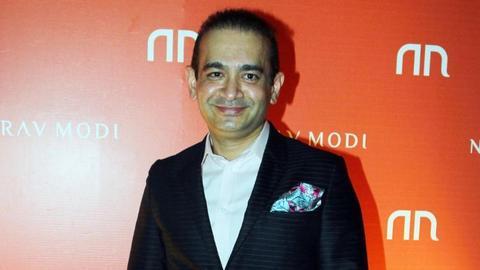 Indian billionaire jeweller Nirav Modi flees to UK