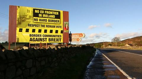 Irish border issue a huge challenge for post-Brexit UK