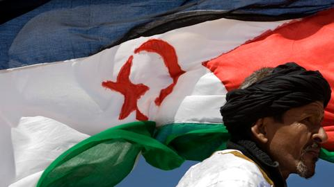 Has the Saudi-Iran rivalry reached the Western Sahara region?