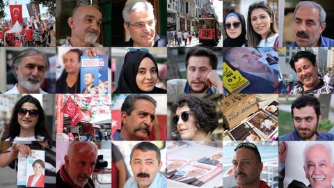 Turkey elections: People of Istanbul reflect on their choices