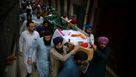 With killings on the rise, Sikhs in Pakistan's Peshawar weigh exit