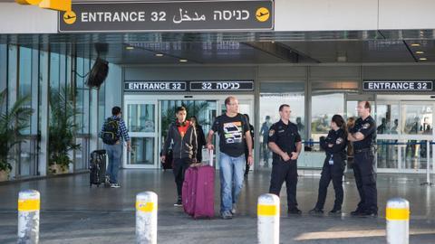 Turkish national visiting Jerusalem detained