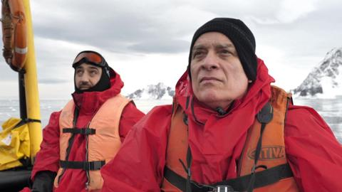 Turkish scientists witness effects of climate change in Antarctica