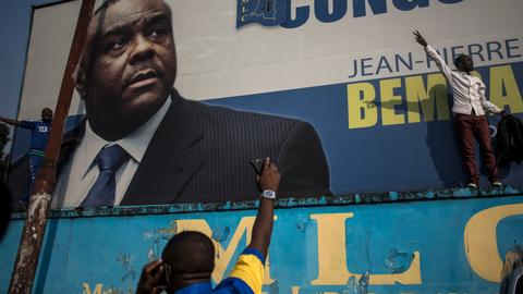 ICC orders release of ex-DRC vice president Bemba