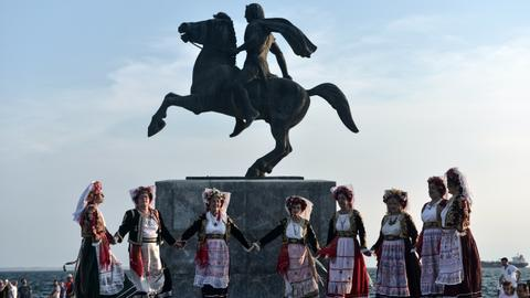 Macedonia to be called 'Republic of Northern Macedonia'