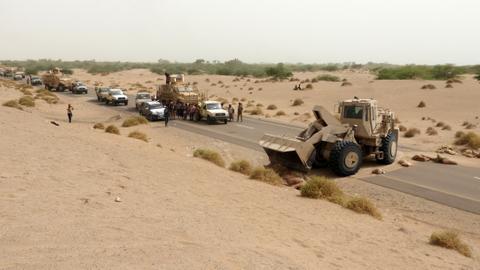 Fighting rages outside Yemen's Hudaida