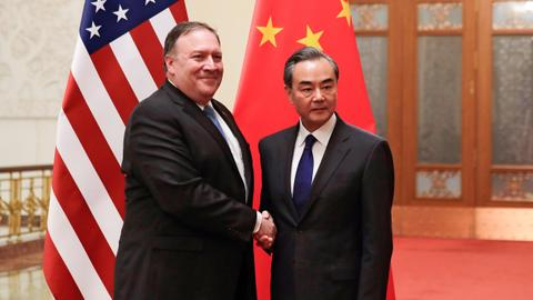 China reaffirms commitment to North Korea sanctions – Pompeo