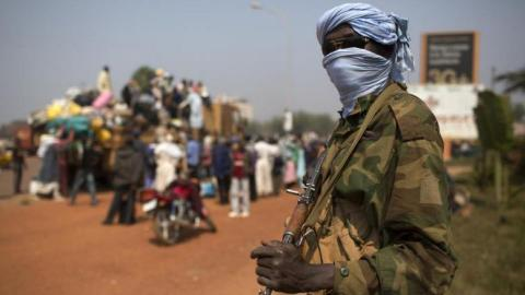 25 killed as violence grips Central African Republic town