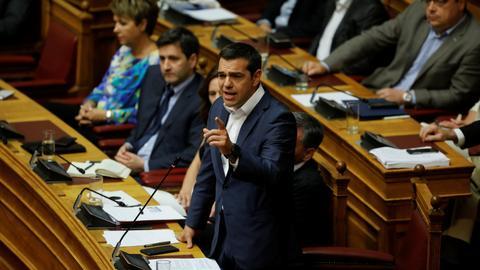 Greece, Macedonia push forward to end name dispute