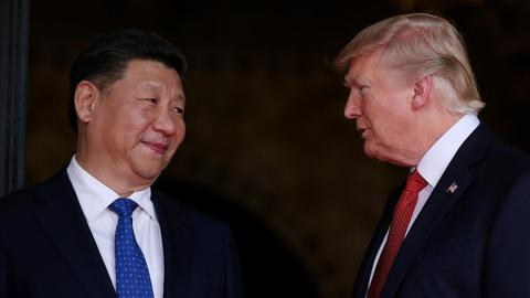 Trump ignites trade war with China