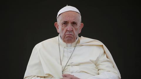 Pope says abortion to avoid birth defects is like Nazi eugenics