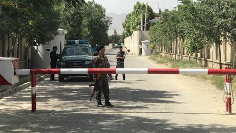 Suicide bombing in eastern Afghanistan kills at least 18 celebrating truce