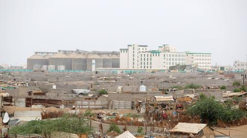 Saudi-led coalition storms Yemen's Hudaida airport compound
