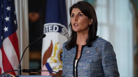 US withdraws from UN Human Rights Council – Nikki Haley
