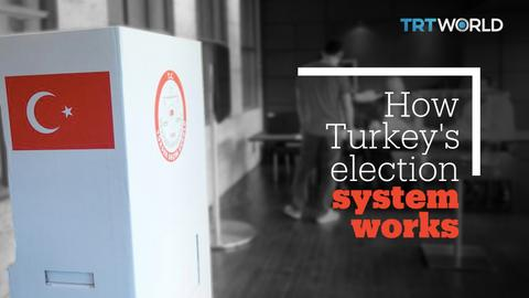 Turkey's electoral system explained