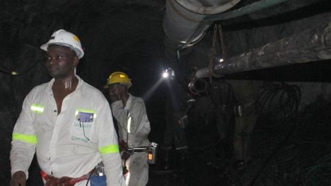 Copper mine dump collapse kills at least 10 miners in Zambia