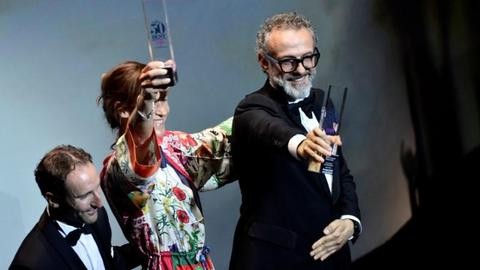 Italy's Osteria Francescana named world's best restaurant