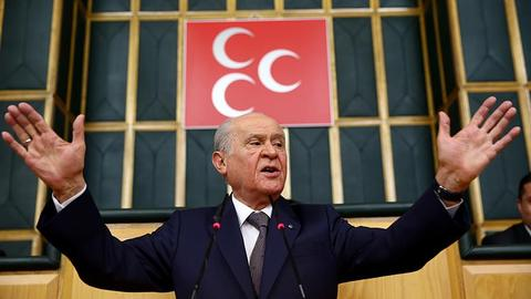 Devlet Bahceli: The man who is known as the protector of Turkish state