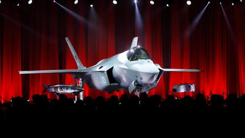 Turkey takes delivery of first two F-35 fighter jets in US