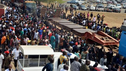 At least 86 killed in fresh herder-farmer violence in Nigeria