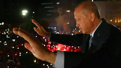 Erdogan's victory