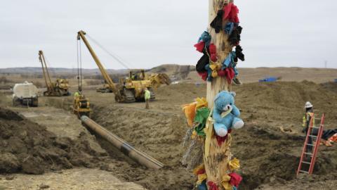 US mulling alternate routes for N. Dakota pipeline - Obama